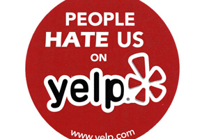 People are now judging Yelp by its politcal leanings, not its ability to provide quality reviews.